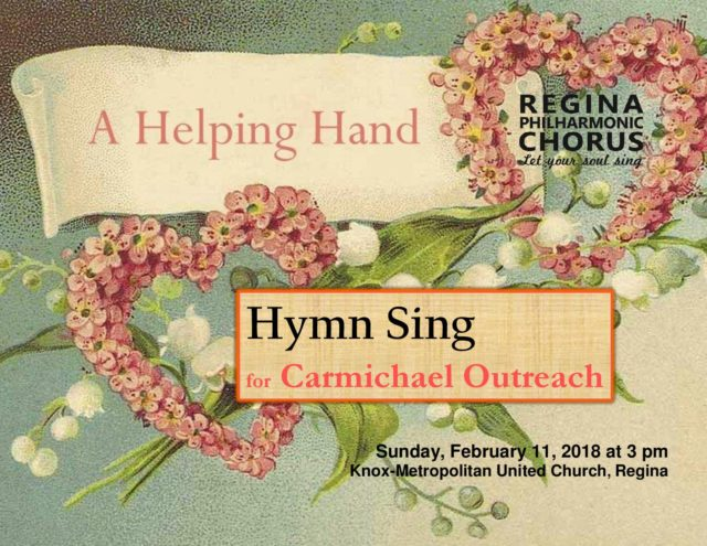 Hymn Sing for Carmichael Outreach
